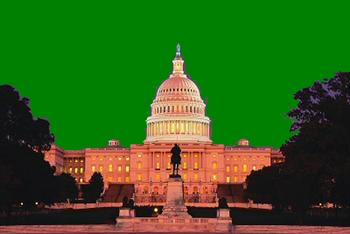 Capitol_night_green