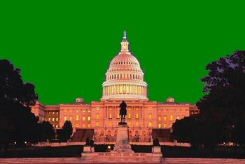 Capitol_night_green
